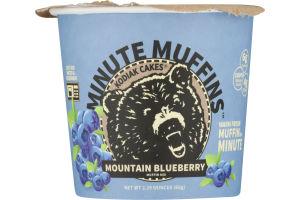 Kodiak Cakes Minute Muffins Mountain Blueberry