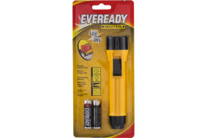 Eveready Industrial LED Flashlight
