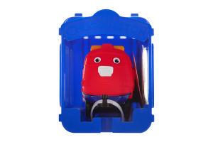 Игрушка для детей от 2 лет Паровозик Джекман с Гаражем Chuggington 1шт