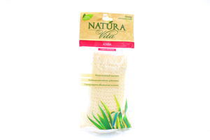 Мочалка банная с натуральными волокнами агавы Стреп Natura Vita