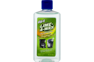 Dip-it Lime-A-Way Coffeemaker Descaler and Cleaner