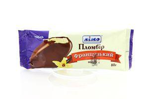 Морозиво ескімо Французький Шарм 80г Лімо