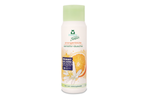 Гель для душа Сенситив Цветы апельсина Senses Frosch 300мл