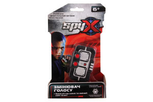 Игрушка для детей от 6лет Изменитель Голоса SpyX 1шт