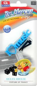 Ароматизатор повітря для автомобіля Ocean Breeze City Aroma Car 1шт