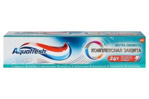 Зубна паста Комп. догляд Екстра свіжість Aquafresh100мл