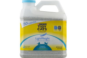 Purina Tidy Cats Cat Litter Light Weight Instant Action