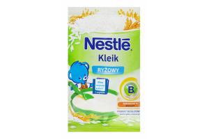 Каша Nestle безмолочна Рисова з біфідобактер з 4міс 160г х10