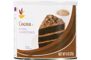 Ahold Cocoa Natural Unsweetened