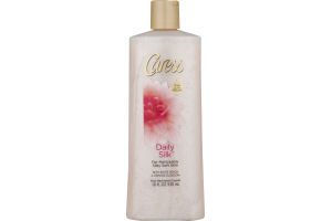 Caress Daily Silk Body Wash White Peach & Orange Blossom