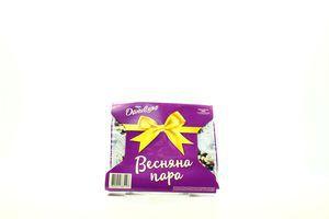 Йогурт Danone Даниссимо Шоколадні кульки 8,3% 2*100г