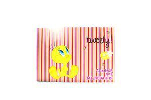 Альбом д/рисования Cool for School Tweety A4 20л арт.05221