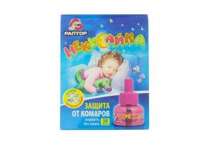 Средство инсектицидное для детей 30 ночей Некусайка Раптор 1шт