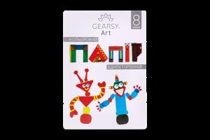 Бумага Gearsy Art глянцевая