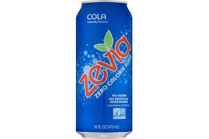 Zevia Zero Calorie Soda Cola