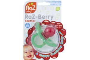 RaZbaby RaZ-Berry Teether 3+ mths
