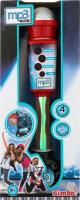 Музыкальный инструмент Simba Микрофон с разъемом для mp3 плеера