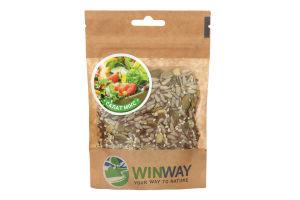 Суміш насіння Салатний мікс Winway д/п 100г