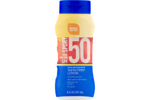 Smart Sense Sport Sunscreen Lotion SPF 50