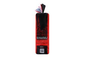 Хліб нарізний тостовий Балтійський Хлібодар м/у 500г
