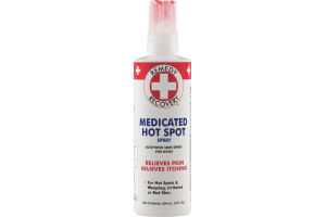 Remedy Recovery Medicated Hot Spot Spray For Dogs