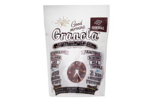 Гранола с шоколадом Good Morning Granola м/у 330г