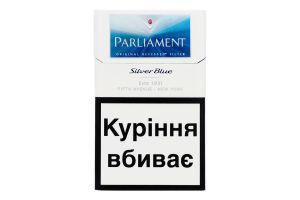 Сигареты с фильтром Silver Blue Parliament 20шт