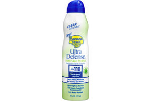 Banana Boat Ultra Defense SPF 110 Max Skin Protect Continuous Spray Sunscreen