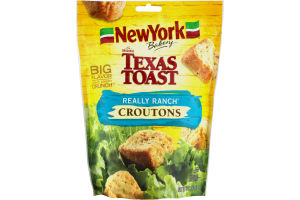 New York Bakery Texas Toast Really Ranch Croutons
