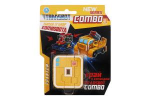 Игрушка для детей от 3лет №6899 Combo Transbot 1шт