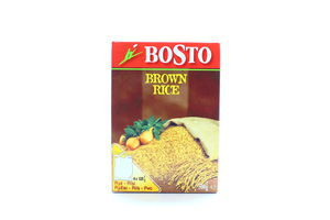 Рис Bosto Brovn Rice 500г х14