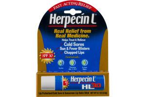 Herpecin L 30 Lip Protectant/Cold Sore & Sunscreen Lip Balm Stick