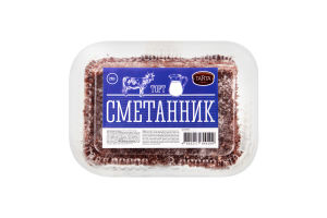 Торт бисквитный Сметанник Tarta п/у 290г