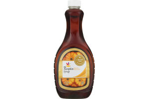 Ahold Pumpkin Syrup
