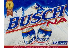 Busch Non-Alcoholic Brew - 12 CT