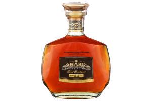 Бренди 0.5л 40% виноградный X.O. Extra Shabo бут