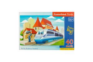 Пазл для детей от 3лет №В-040216 Castorland 40эл