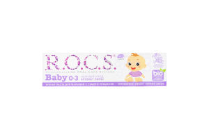 Зубная паста Аромат липы Baby R.O.C.S. 35мл