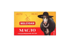 Масло 82.5% солодковершкове Екстра Molendam м/у 180г