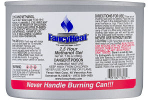 FancyHeat Methanol Gel 2.5 Hour