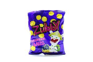 Кукурузные снеки со вкусом смородины Zubby м/у 40г