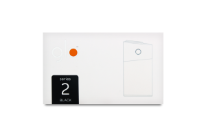 Система электр нагр табач издел Glo 2.0 Rich black