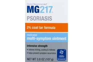 MG217 Psoriasis Multi-Symptom Ointment Intensive Strength