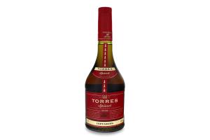 Бренді 0.7л 35% Spiced Torres пл