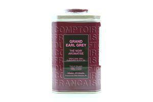 Чай Comptoir Francais Великий Ерл Грей з/б 100г