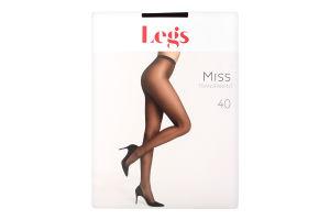 Колготки Miss Legs 40den 3 nero