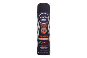Дезодорант-антиперспирант мужской Защита АнтиСтресс Nivea Men 150мл