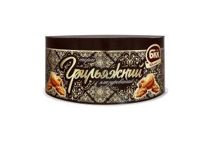 Торт Грильяжный глазированный БКК к/у 450г