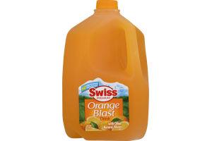 Swiss Premium Orange Blast Drink