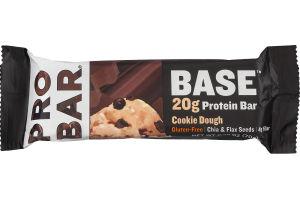 PROBAR Base 20g Protein Bar Cookie Dough